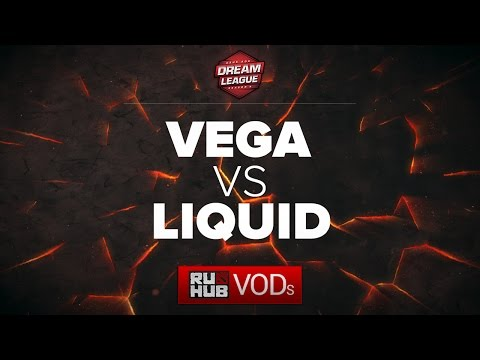 Vega Squadron vs Team Liquid, DreamLeague Season 6, game 1