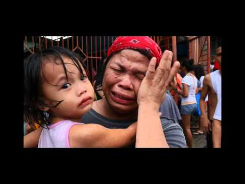 More than a thousand families left homeless by demolition in San Juan City, Philippines