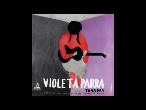 Violeta Parra - Tonadas (1959) [Álbum completo]