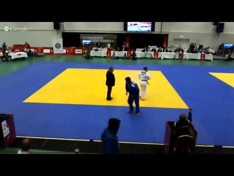 16TH GAMES OF THE SMALL STATES OF EUROPE - JUDO (Mat 2)