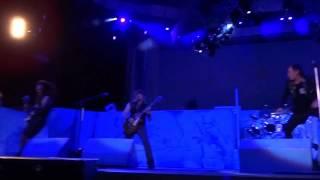 Iron Maiden - The Prisoner - Live - Salt Lake City 08/01/2012