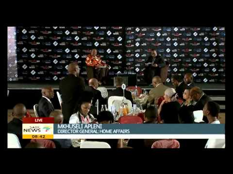 Home affairs officials answers questions: TNA Breakfast Briefing