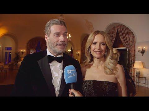 Cannes 2018 : John Travolta, huit ans pour devenir gangsterde YouTube · Durée:  9 minutes 9 secondes