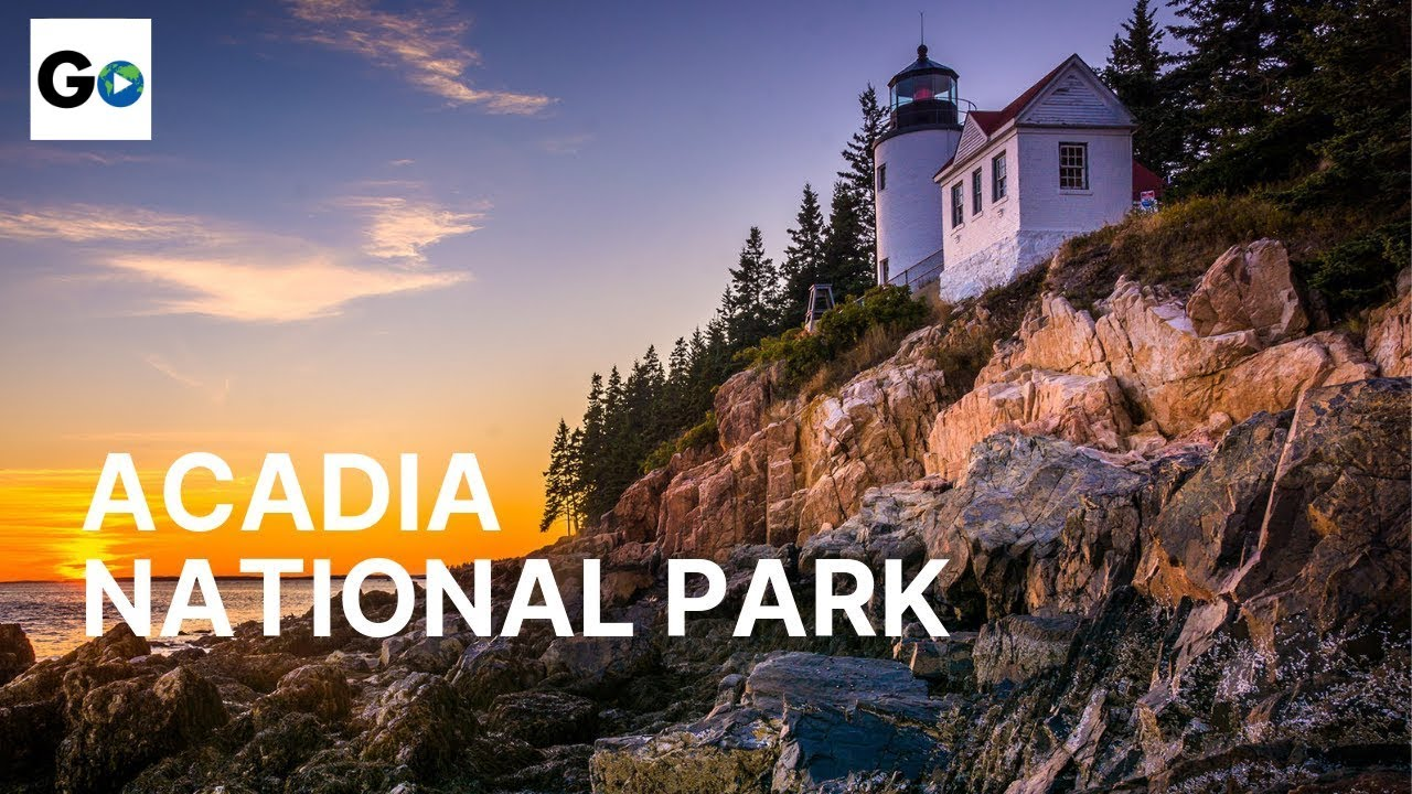 Acadia National Park - YouTube