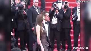 Angelina Jolie's Flirtiest Moments With Brad Pitt in Honor of Her Birthday!