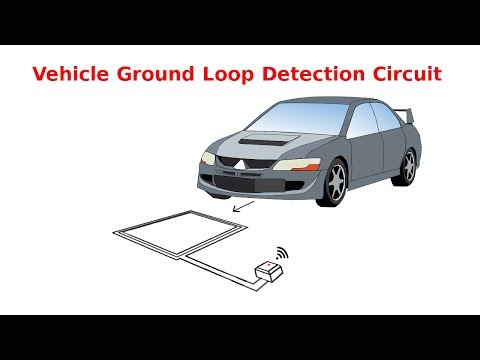 Vehicle Ground Loop Detection Circuit/Schematic