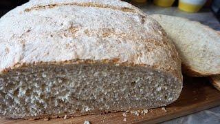 Гречневый хлеб домашний/ Buckwheat bread