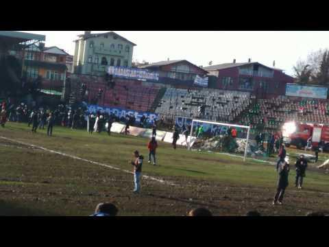 Sakaryaspor - Erzurum Maç Sonu Olay