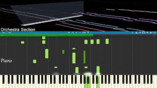 Tokyo Disney Sea Medley(Piano & Orchestra Arranged)