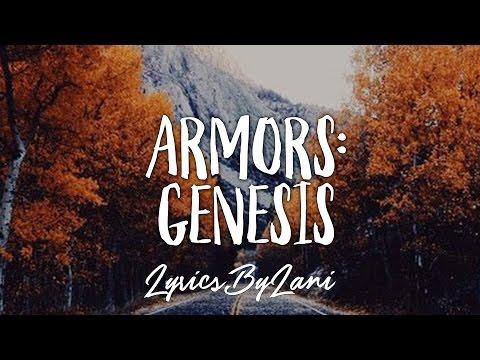 Armors - Genesis (2016 - Lyrics)