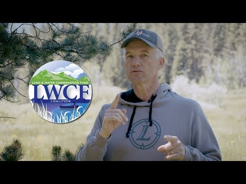 What is the LWCF? Public Land Alphabet with Randy Newberg