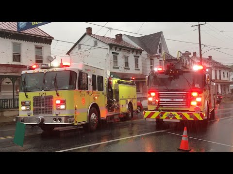 Apparatus Leaving Shartlesville 2017