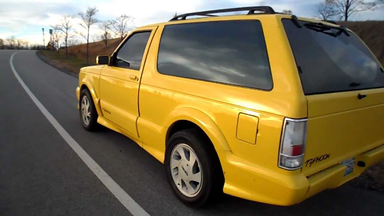 1993 GMC Typhoon for sale-847 485 8449 American Muscle Cars ...