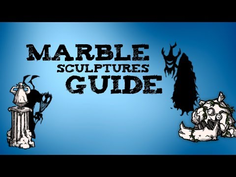 [DST Guide] Marble Statues Explained!