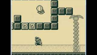 Super Mario Land 2 NEW LANDS