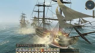 Морское сражение у мыса Гангут 1714 г.