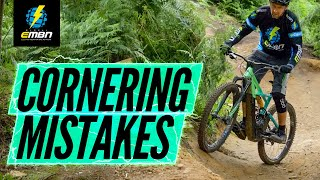 Five Common E-Bike Cornering Mistakes & How To Avoid them