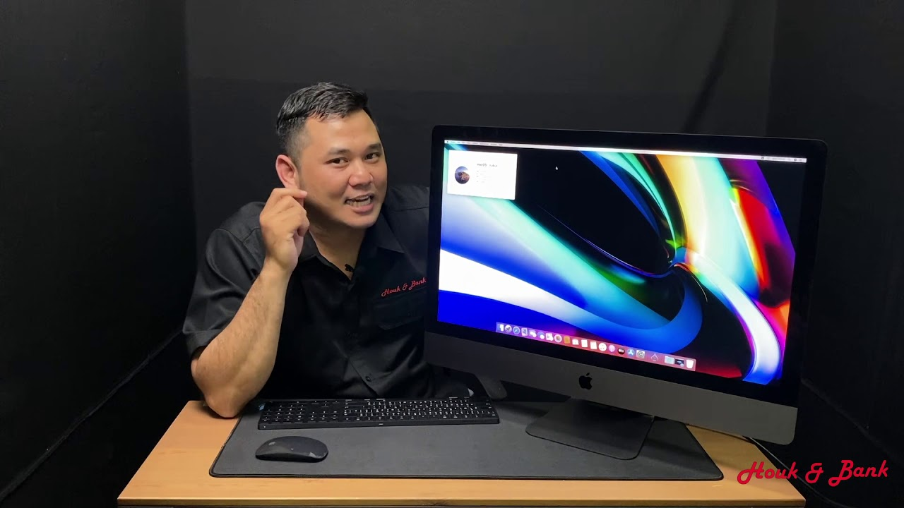 รีวิว iMac Pro 2019