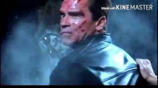 Terminator 3 Fight scene (Better Quality)