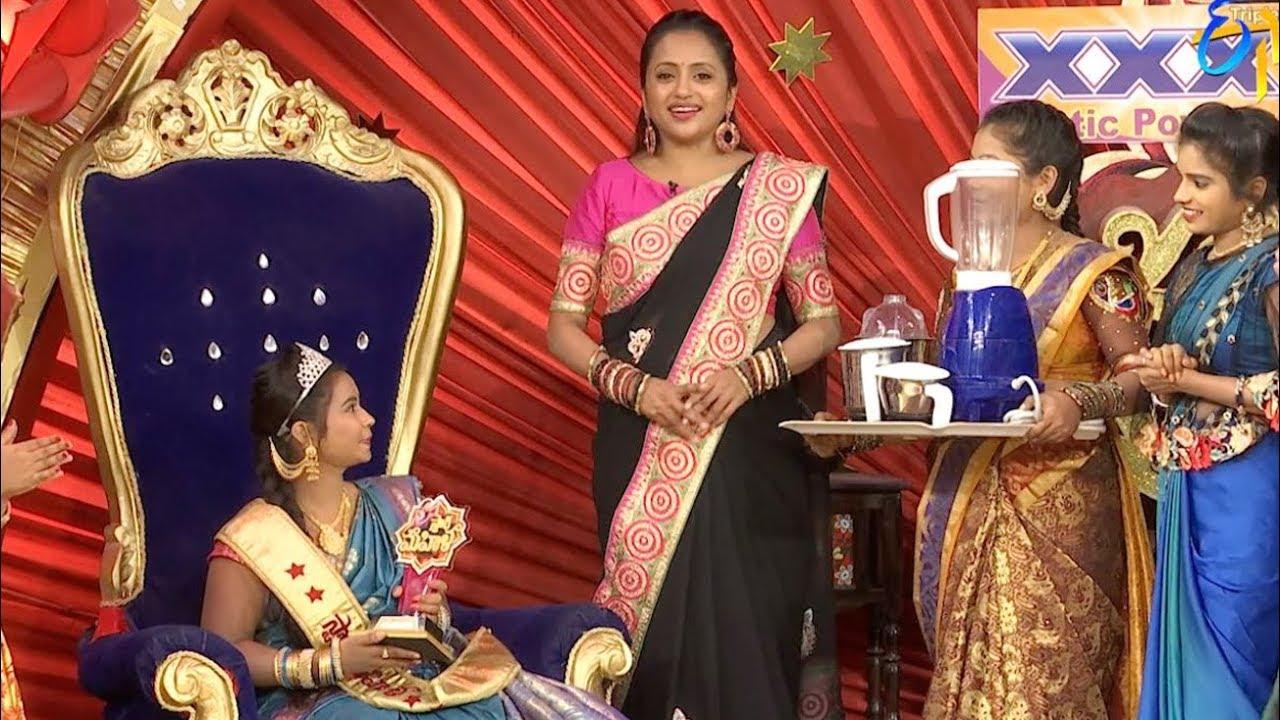 Star Mahila   23rd July 2018   Full Episode   ETV Telugu