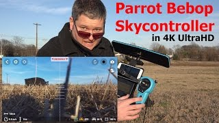 Parrot Bebop Drone with Skycontroller ULTIMATE DEMONSTRATION in 4K UltraHD