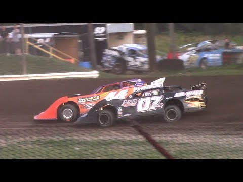 ULMS Super Late Model Heat One | Genesee Speedway | 7-6-17