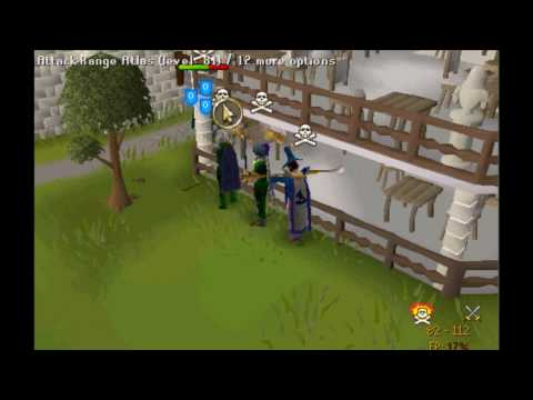Runescape Thebserlord's Mage team PVP Video #1 - PakVim net