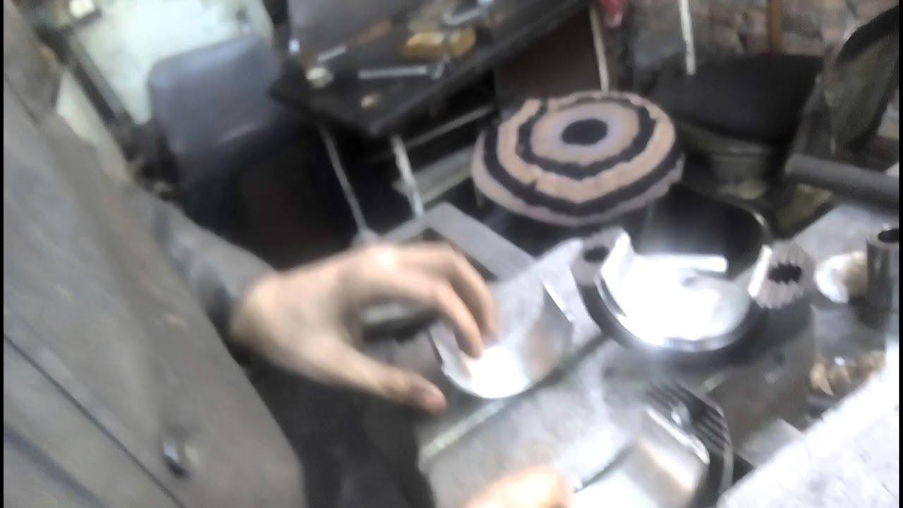 ремонт вкладышей фольксвагена вето видео