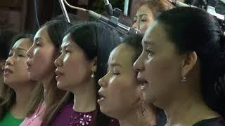 Thánh Ca Mười Cô Trinh Nữ Ca Đoàn Thánh Linh Giáo Xứ Thiên Ân