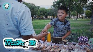 """""""Vendedor de dulces"""""""
