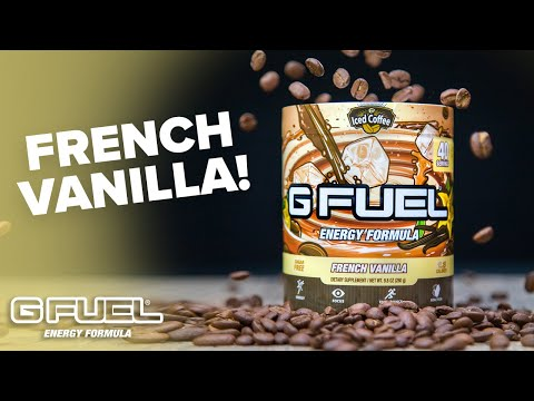 French Vanilla G FUEL | Coming Soon!