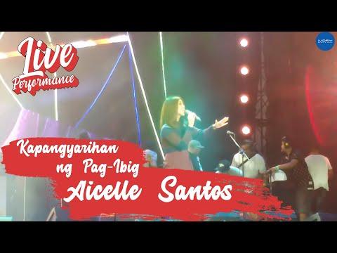 Aicelle Santos | Kapangyarihan Ng Pag-Ibig Live @ MYX Mo! 2015