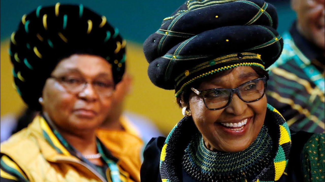 South Africa's 'Mother of the Nation', Winnie Madikizela-Mandela dies