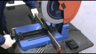 Маятниковая пила для сухой резки металла Messer DRC355