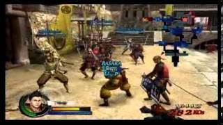 Sengoku Basara: Samurai Heroes playthrough Part 10 {Ieyasu}