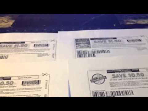 Stoffer's coupons from FB