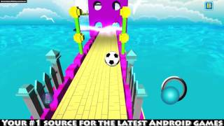 3D Ball Balance - Android HD Gameplay