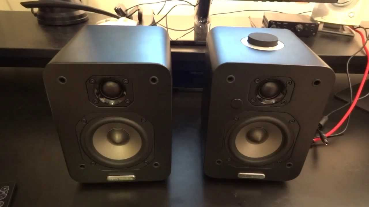 ruark audio mr1 active speaker review by totallydubbedhd youtube. Black Bedroom Furniture Sets. Home Design Ideas