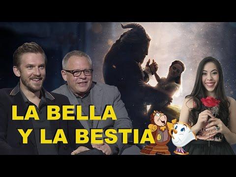 La Bella y la Bestia: El hombre detrás de la Bestia - Close Up con Dan Stevens