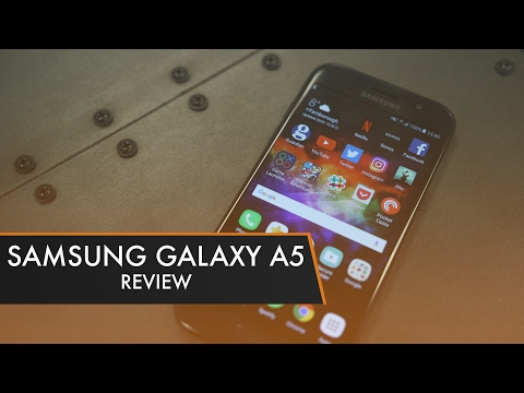 Samsung Galaxy A5 review | Why This is Samsung's Best Ever Mid-Range Phone!