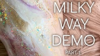 Tumbler Tutorial: Milky Way Tumbler Pt. 1