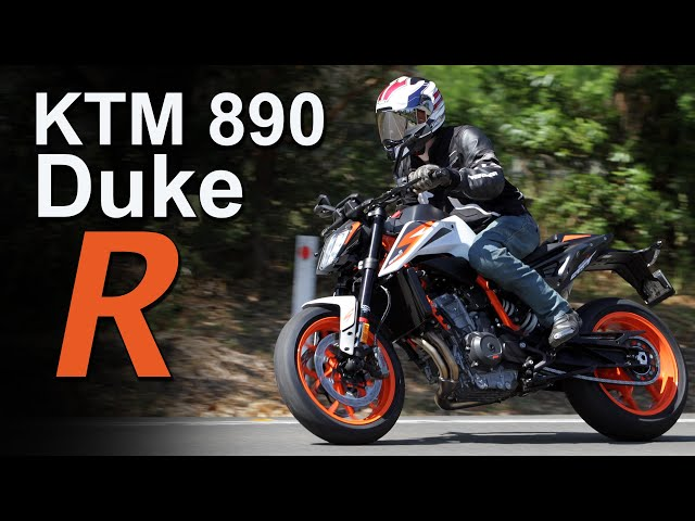 2020 KTM 890 Duke R Tested | Superlight Hypernaked