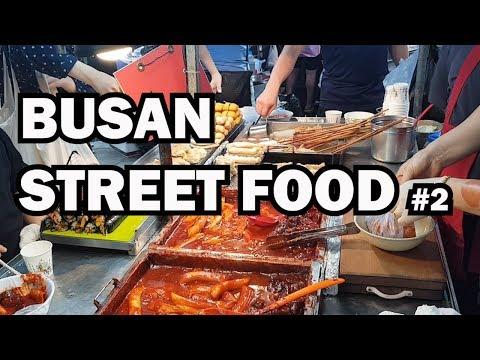 BUSAN STREET FOOD #2 - JAJANAN KAKI LIMA