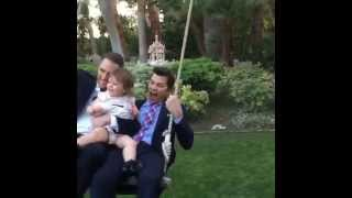 Holly Madison's baby Rainbow Aurora, on wedding: Josh Strickland & Todd Dubail