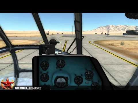 DCS world - Mil Mi-8MTV2 Convoy and Infantry  slaughter