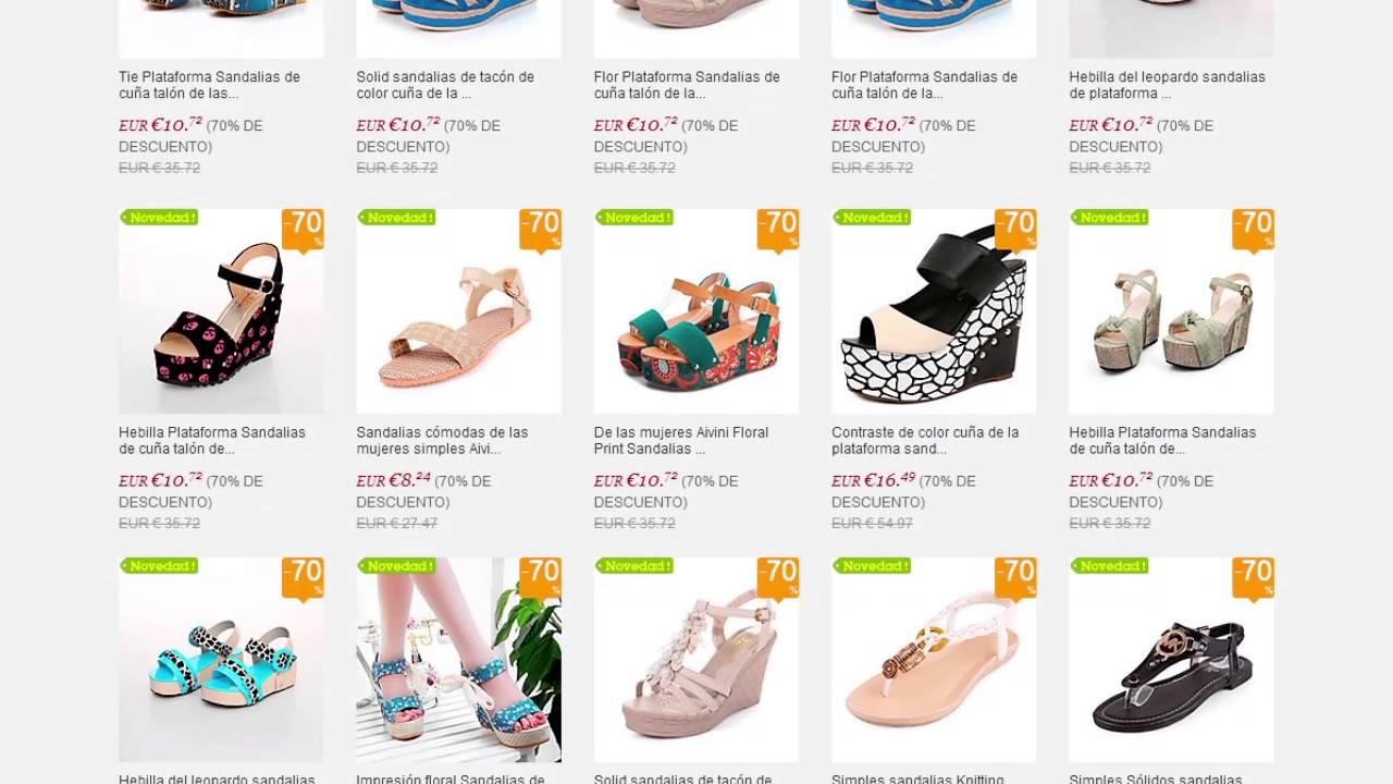 Comprar zapatos baratos online por internet youtube for Armarios zapateros baratos online