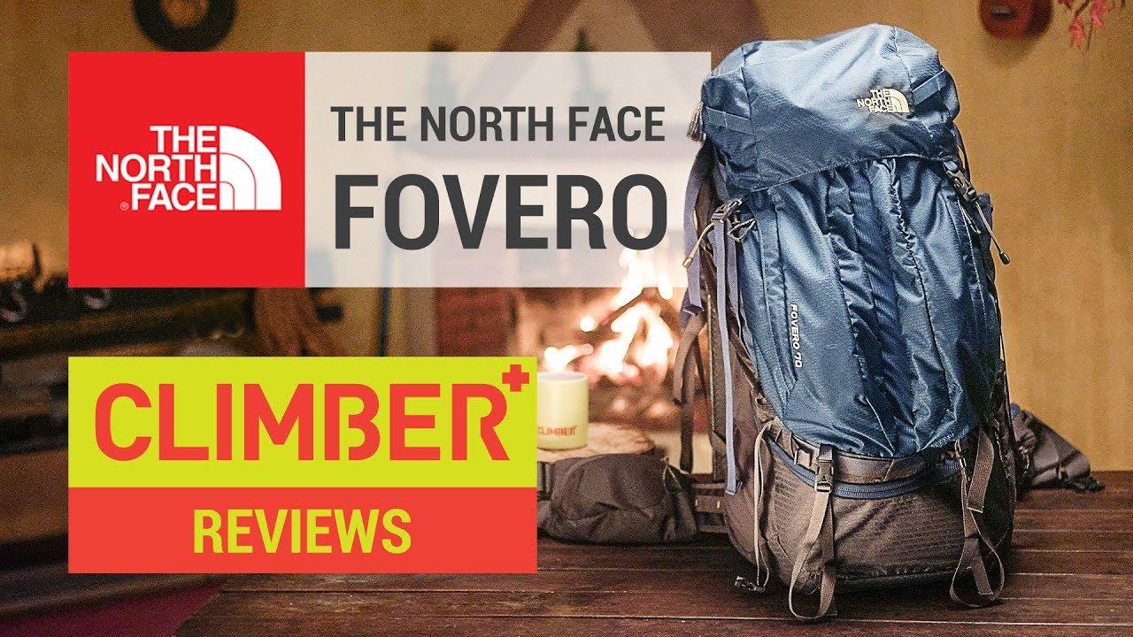 02131fcfe Review #1 - Mochila The North Face Fovero 70 - YouTube