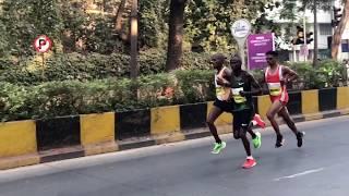 See how they run @ TATA Mumbai Marathon 2020