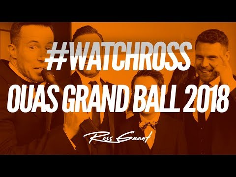 ONCE UPON A SMILE GRAND BALL 2018 SPECIAL! | #WatchRoss 027 | WATCH ROSS