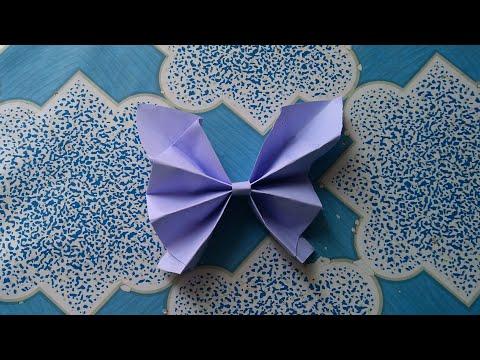 Diy paper butterfly || queen of diy